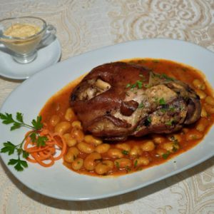 Ciolan in vid Restaurant Cluj